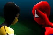 3D Kahramanlar Dövüşü Oyunu