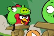 Angry Birds Yarış oyunu