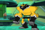 Ben 10 Omniverse Süper Kahraman