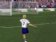 Futbol Serbest Vuruş Oyunu
