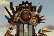 Steampunk Kule Savunma
