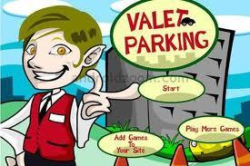 Vale Araba Park Etme oyunu